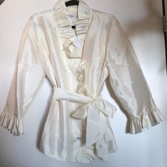 Calvin Klein Tops - Calvin Klein jacket